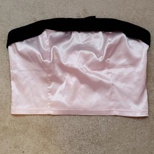 Victoria's Secret Vintage 1990s Pink Bustier Large